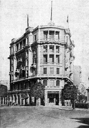 GROPPI BUILDING ON SOLIMAN PASHA SQUARE