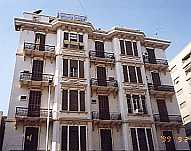 apartment Bldg on Kasr el Nil St.