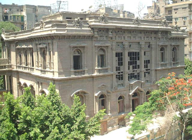 Saiid Halim Palace in Cairo