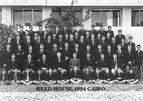 Reed House 1954